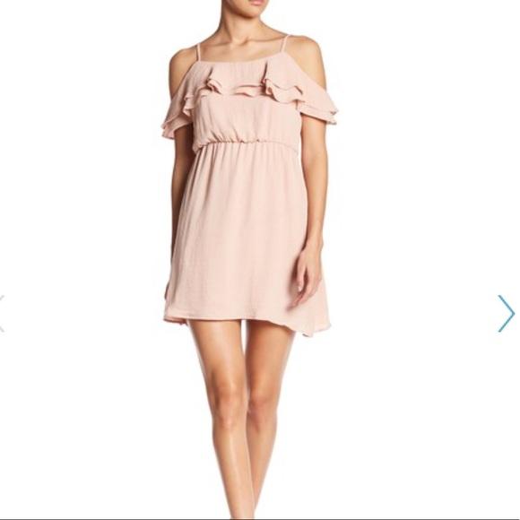 46b1a57b47 Lush Dresses   Final Sale Nwtnordstrom Ruffle Dress   Poshmark